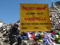Khardung La Pass 5500 mètres ...