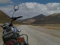 Dans l'Himalaya ...