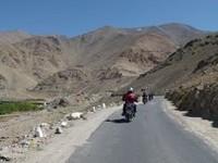 Vers Khardung La Pass