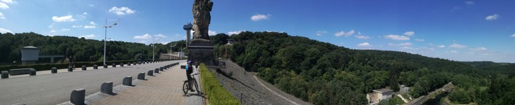 Panorama La Gileppe