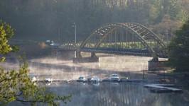 Pont du Dognon sur le Taurion -Haute-Vienne