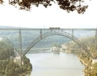 Viaduc de Garabit en 1982