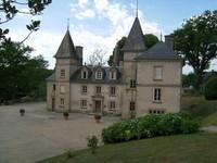 Château de l'île Vassivière
