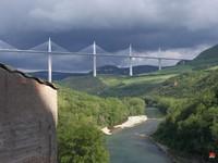 Peyre viaduc de Millau