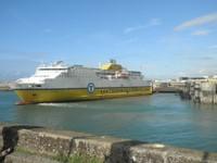 ferry Dieppe