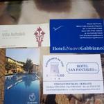 Coordonnées d'hôtels en Sardaigne