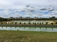 Jardin du château de Fontainebleau