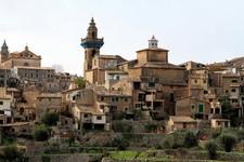 Le village de Valldemossa