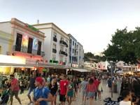 Albufeira centre