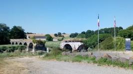 Pont de La Roque sur la côte ouest