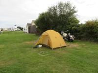 Camping de Normand's bay