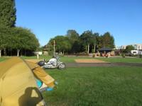 Camping entre Duxford et Cambridge