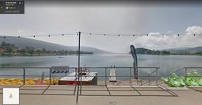 Lac de Joux vu du Pont