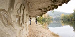 Chemin de halage de Ganil
