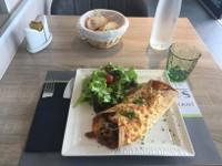 Repas à Veulettes-sur-mer