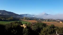 Le matin a Olot 10°