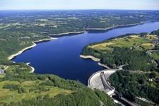 Lac et Barrage de Bort Les Orgues