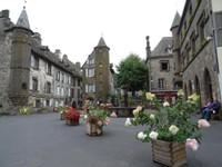 Place de Salers