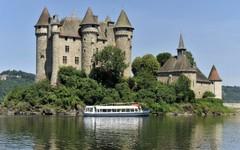 promenade en vedette Château de Val