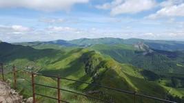 Belvédère du haut du Puy Mary