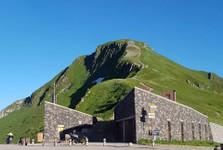 Office du Tourisme et le Puy Mary