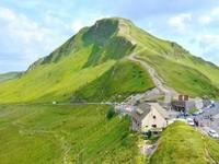 Aperçu de la montée du Puy Mary