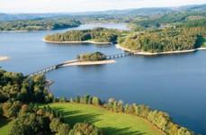 Creuse Remarquable vue Lac de Vassivière