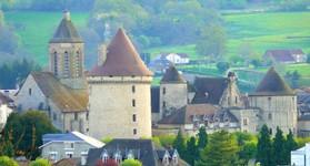Bourganeuf Château