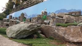 Village miniature - Ponte Novo