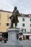 Statue de Pascal Paoli - Corte