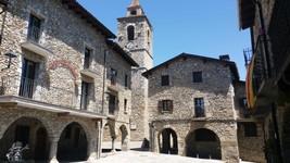Village Pyrénéens