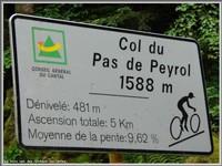 Col Du Pas de Peyrol