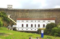 Production électrique barrage d'Eguzon