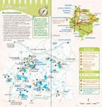 Carte de La Maison du Parc de la Brenne