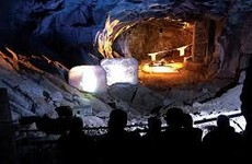 Grotte de Volvic