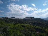 Les villages adossés aux montagnes sont nombreux dans la Province de Malaga