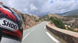 Routes de l'Alta Rocca vers Aullène