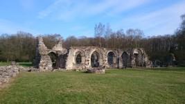 Abbaye de Vauclair