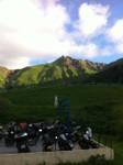 Puy du Sancy depuis le Mont Dore