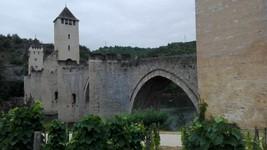 Cahors : pont Valentre