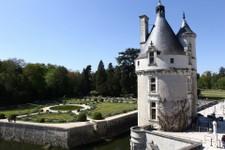 jardins de Chenonceau