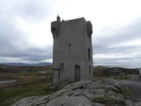 Malin Head. pointe extême nord