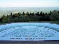 Le mont Beuvray