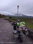 Sur la route qui contourne L'Etna par L'ouest, Paterno