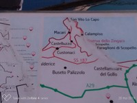 Plan de San Vito Lo Capo
