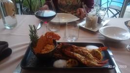 Diner Le Montana St Florent 02