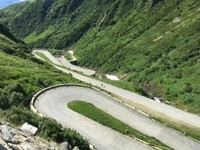 St Gothard ancienne route