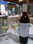 Vin blanc du coin