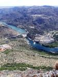 vue du miradouro sur la vallée du Douro
