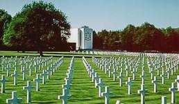 Cimetière militaire américain de Neuville-en-Condroz